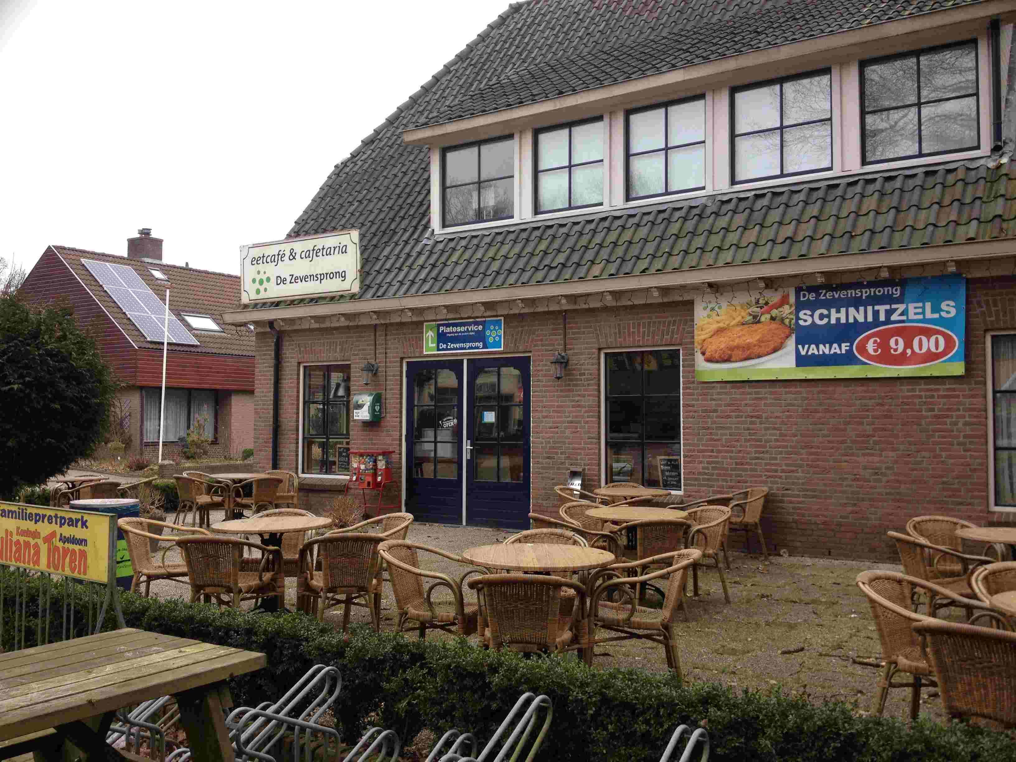 Cafetaria De Zevensprong