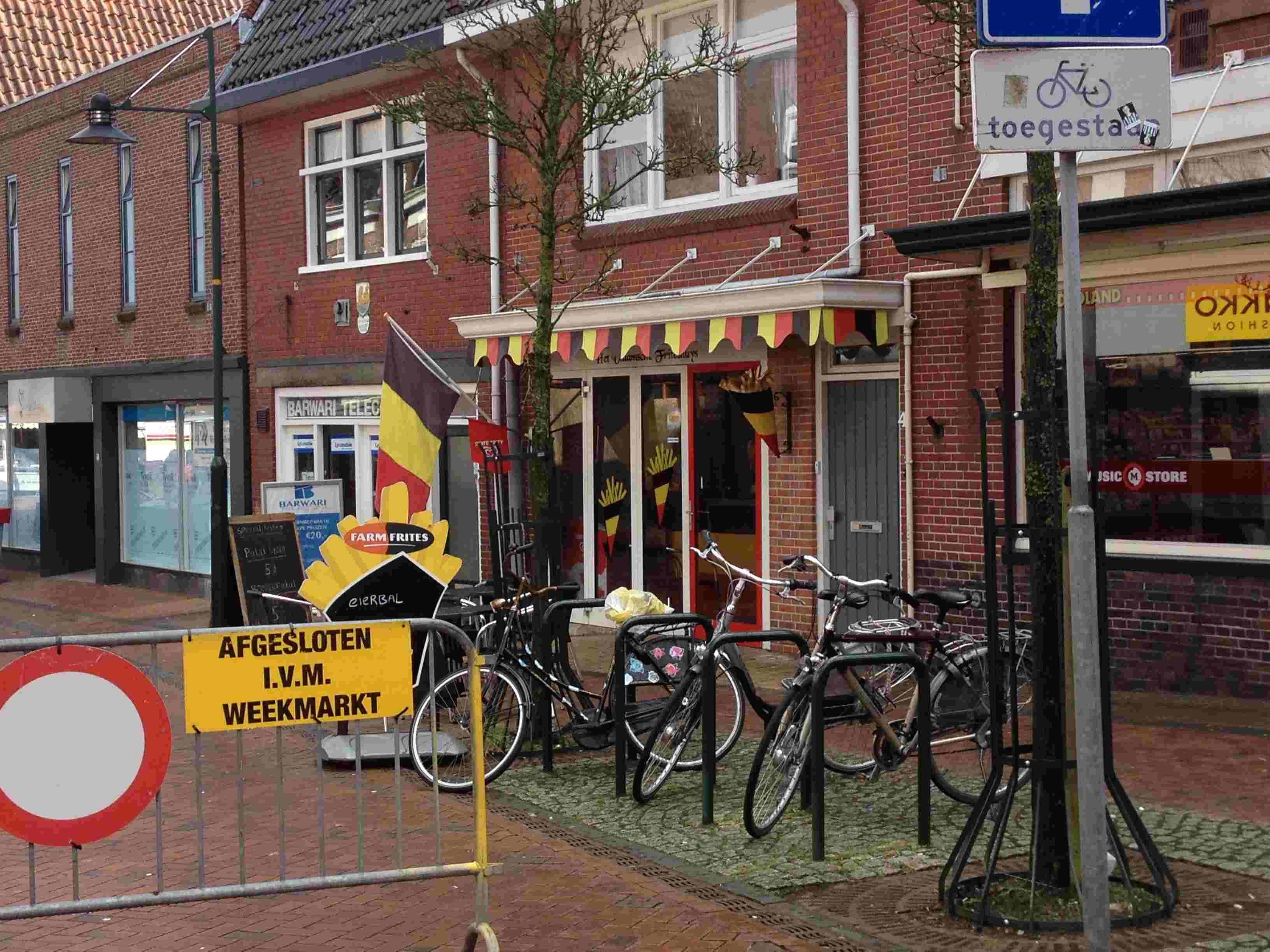 Het Vlaamsche Friteshuys
