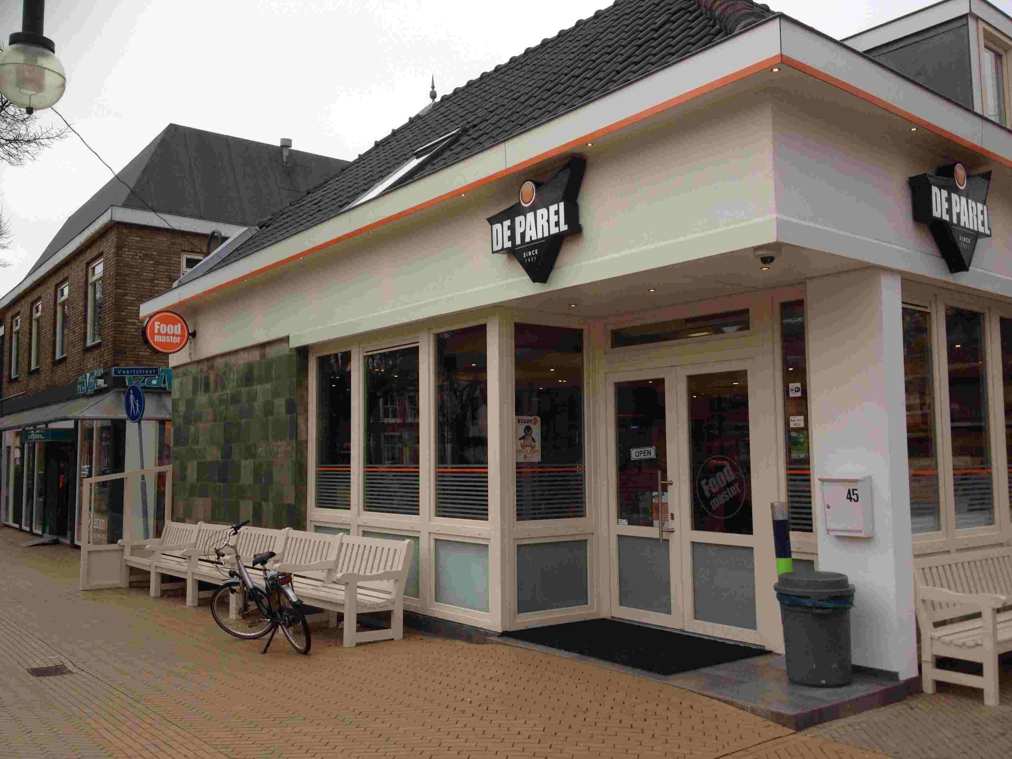Cafetaria De Parel