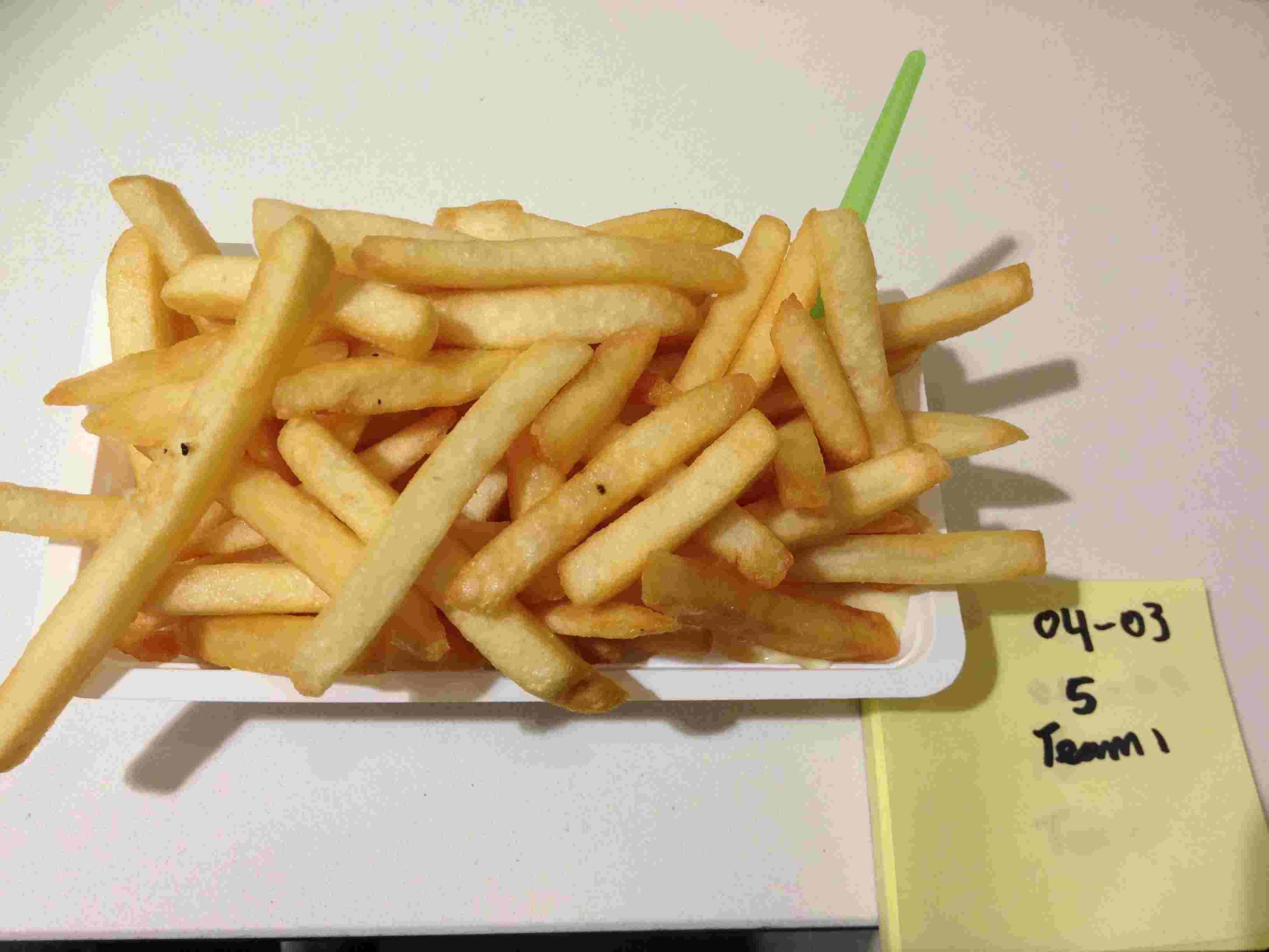 t Eiiand Fastfood