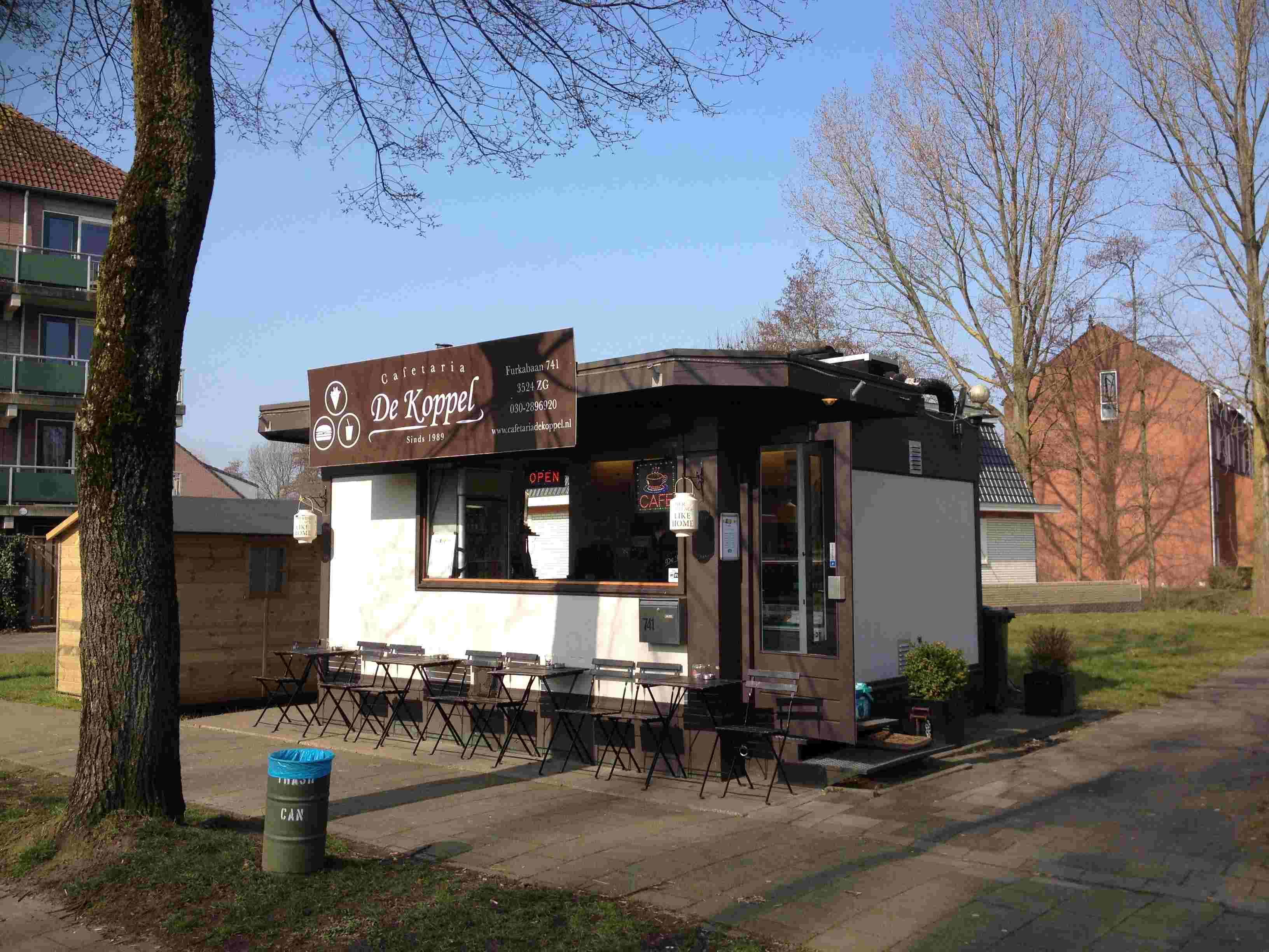 Cafetaria De Koppel