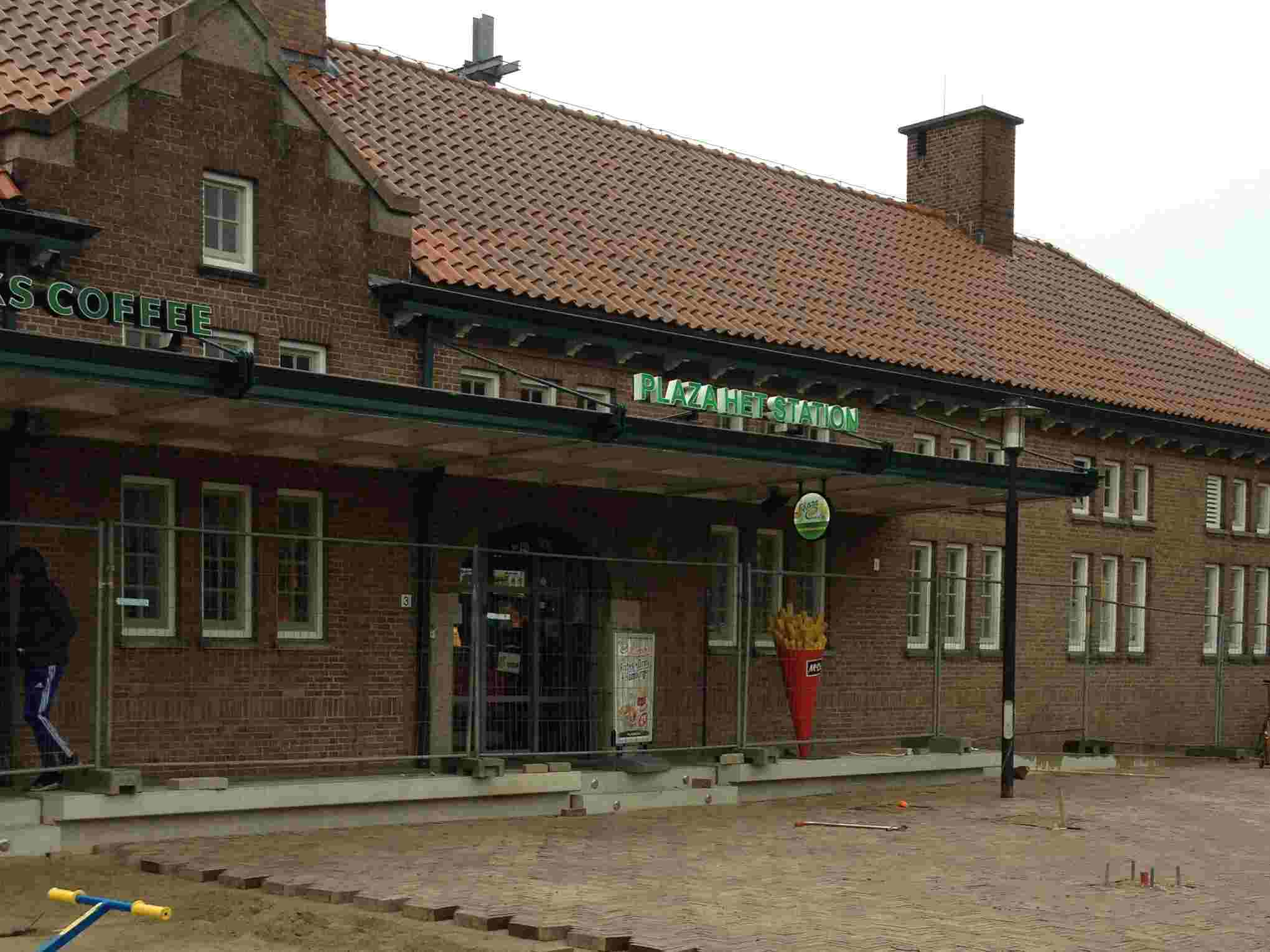 Plaza Het Stationsplein