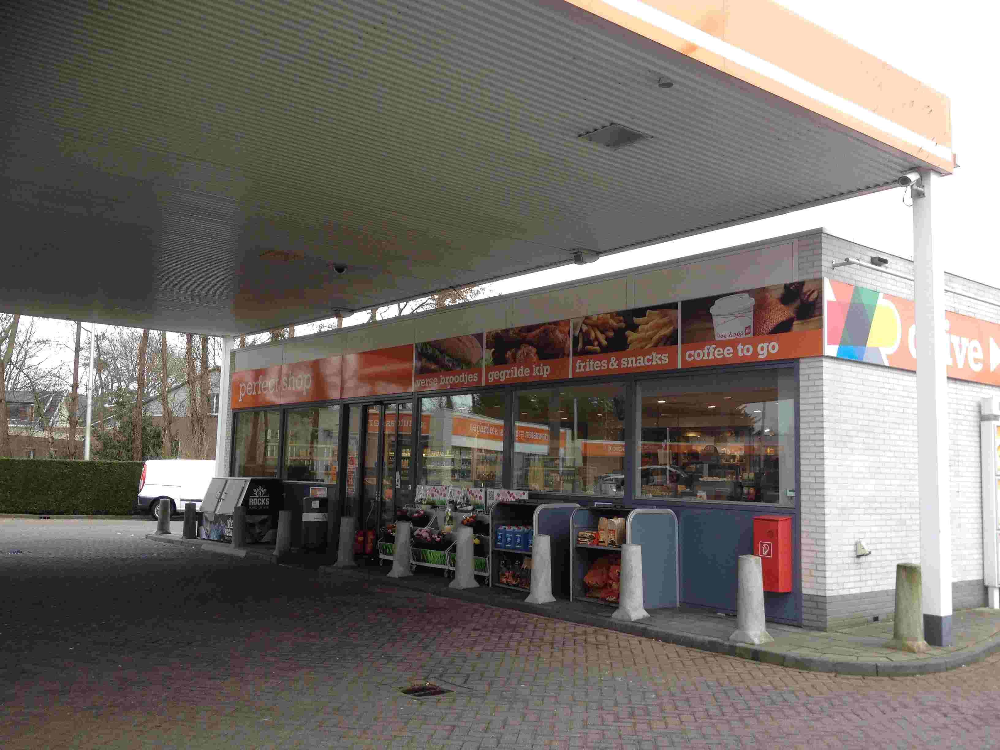 Tankstation Van Weelde