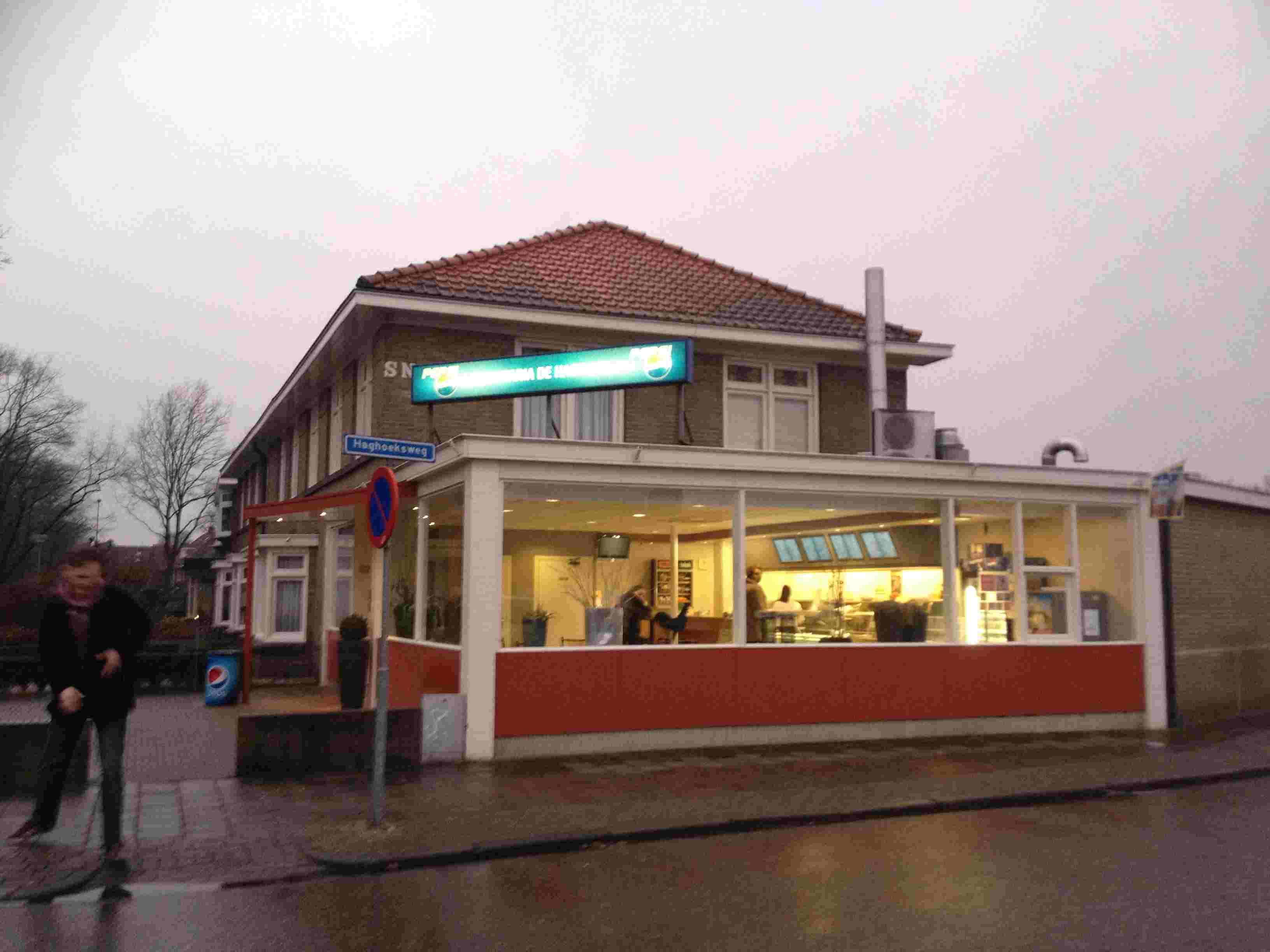 Cafetaria De Haghoek