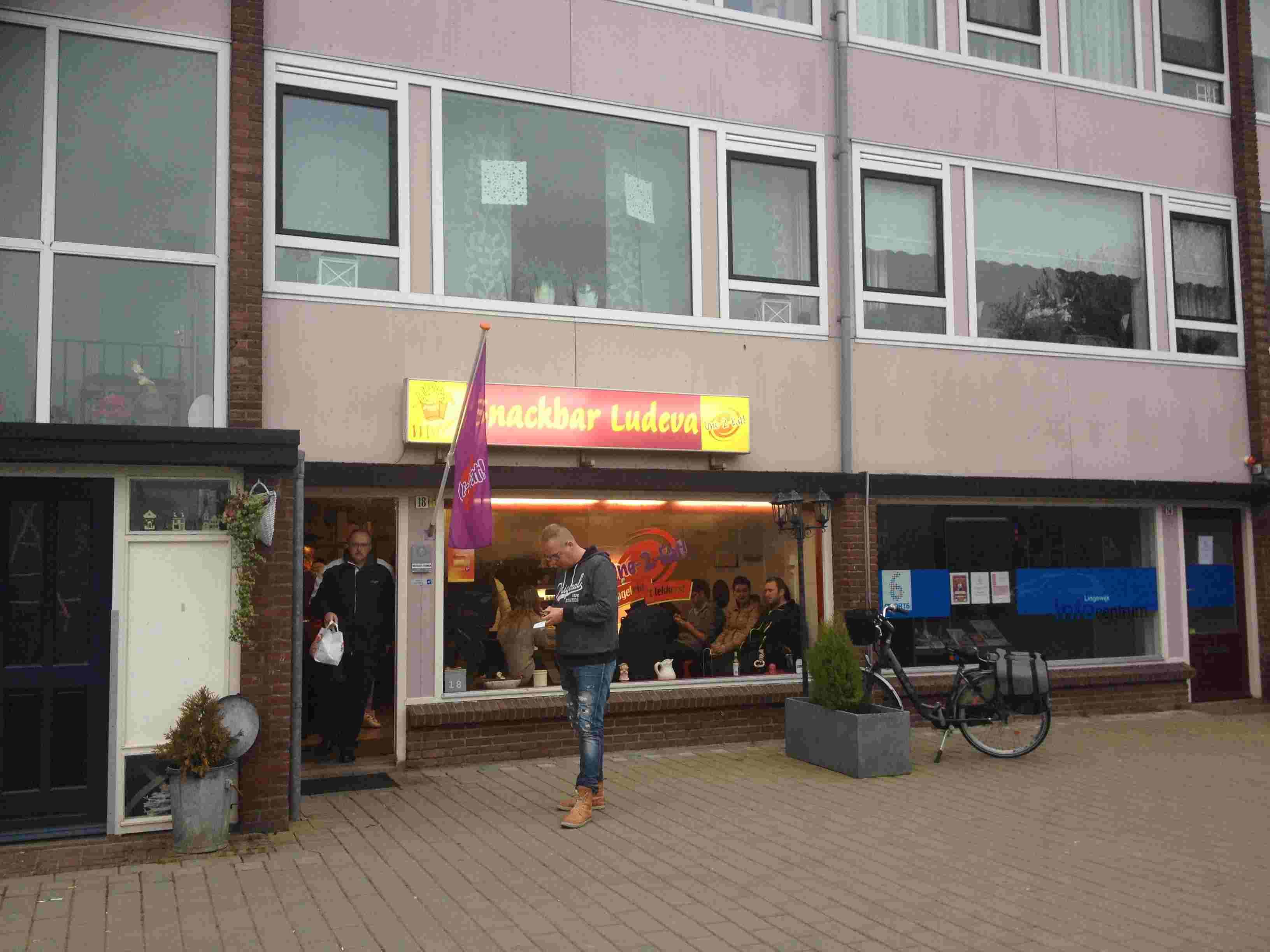 Snackbar Ludeva