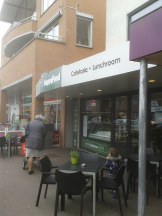 Cafetaria HappyFood