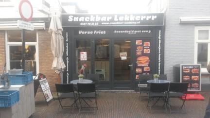 Snackbar Lekkerrr
