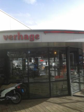 Verhage Fast Food