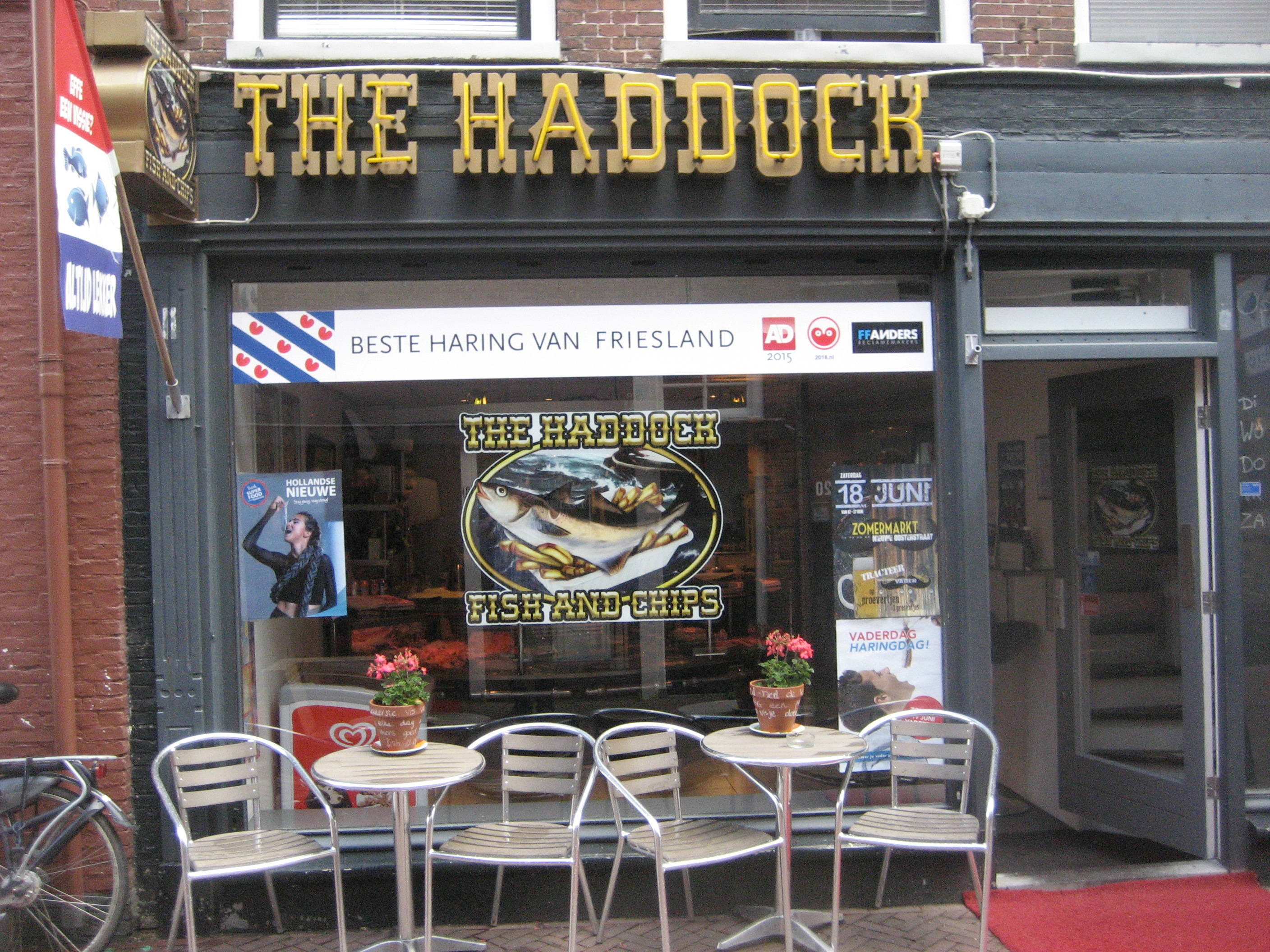 The Haddock Fish & Chips