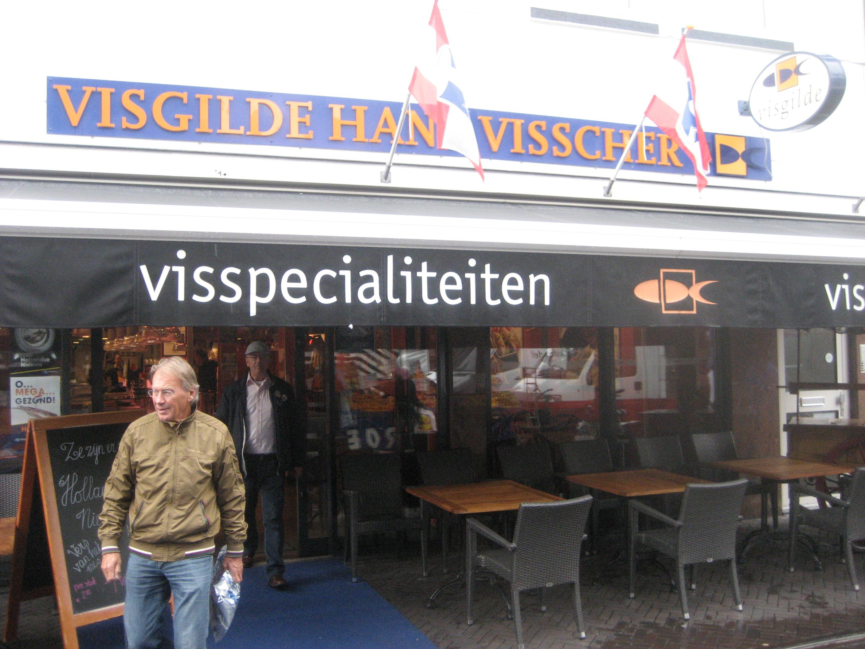 Visgilde Hans Visscher