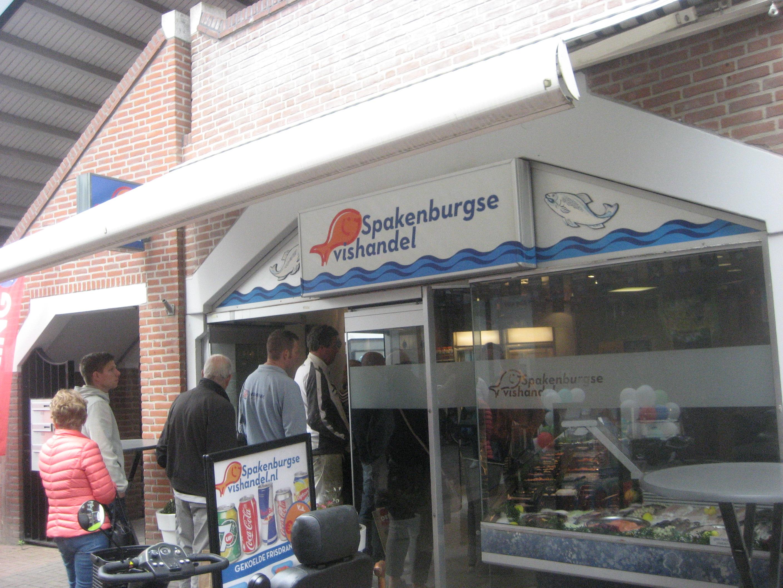 Spakenburgse Vishandel