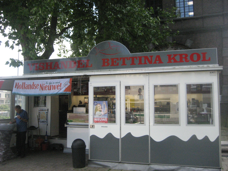 Vishandel Bettina Krol