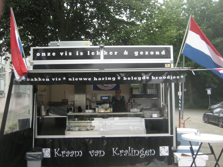 Kraam van Kralingen