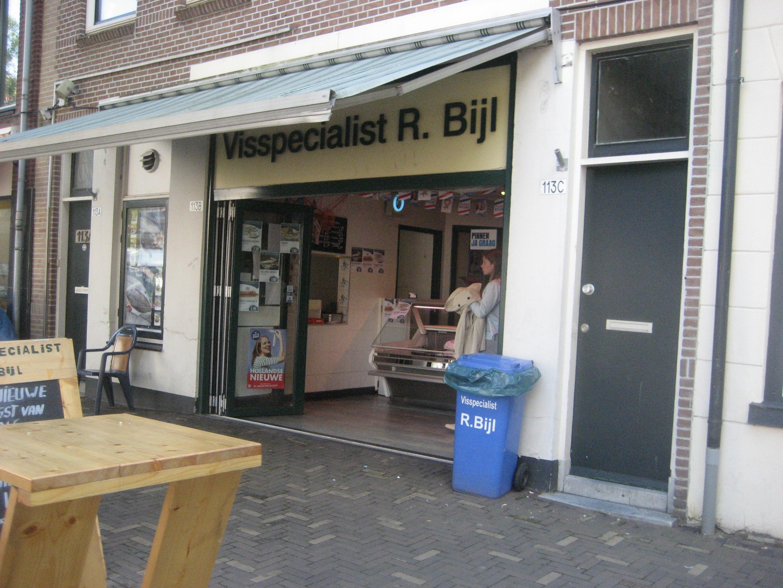 Visspecialist R. Bijl