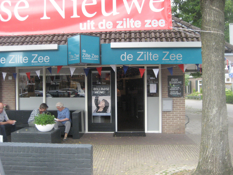 De Zilte Zee vis en delicatessen