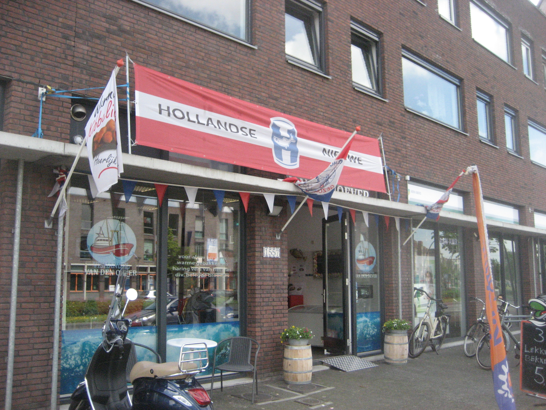 Vishandel Van den Oever
