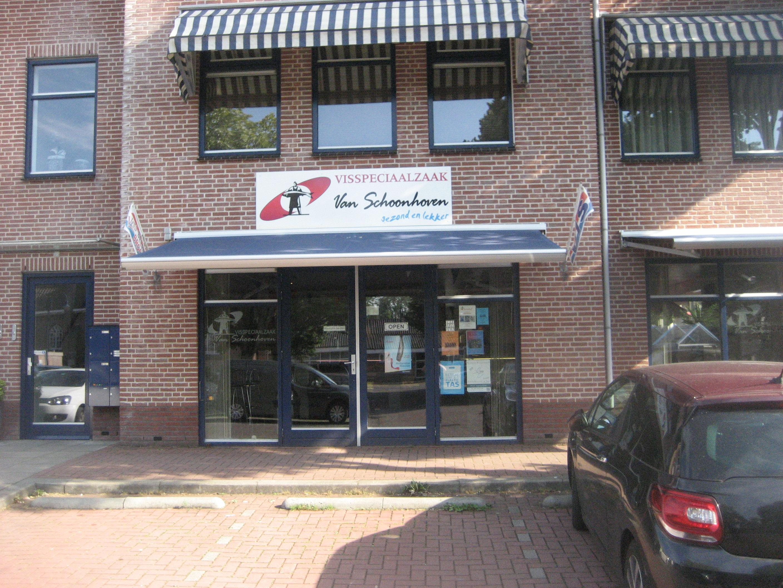 Visspeciaalzaak Van Schoonhoven