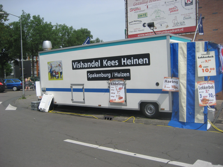 Zeevishandel Kees Heinen