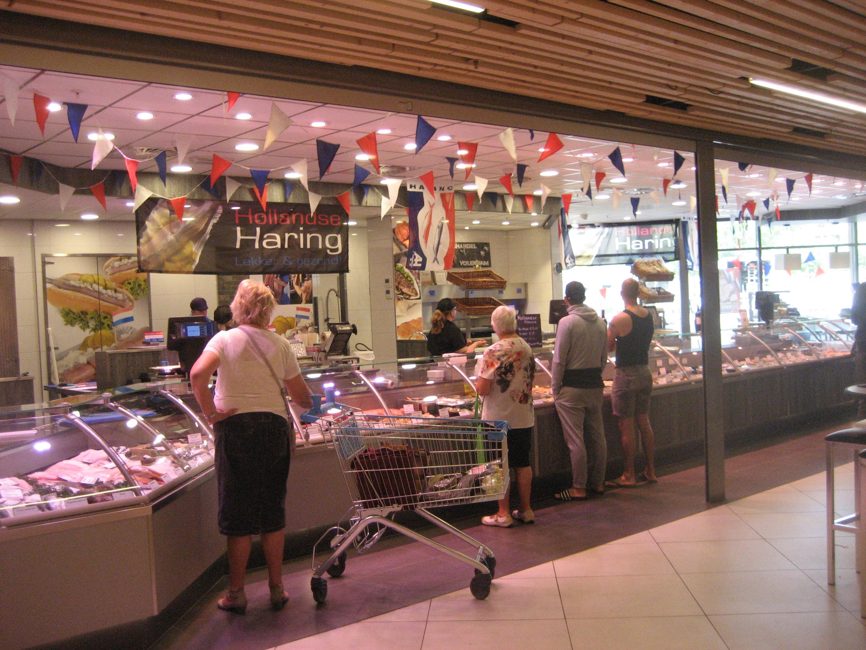 Volendammer Vishandel Plat & Tol