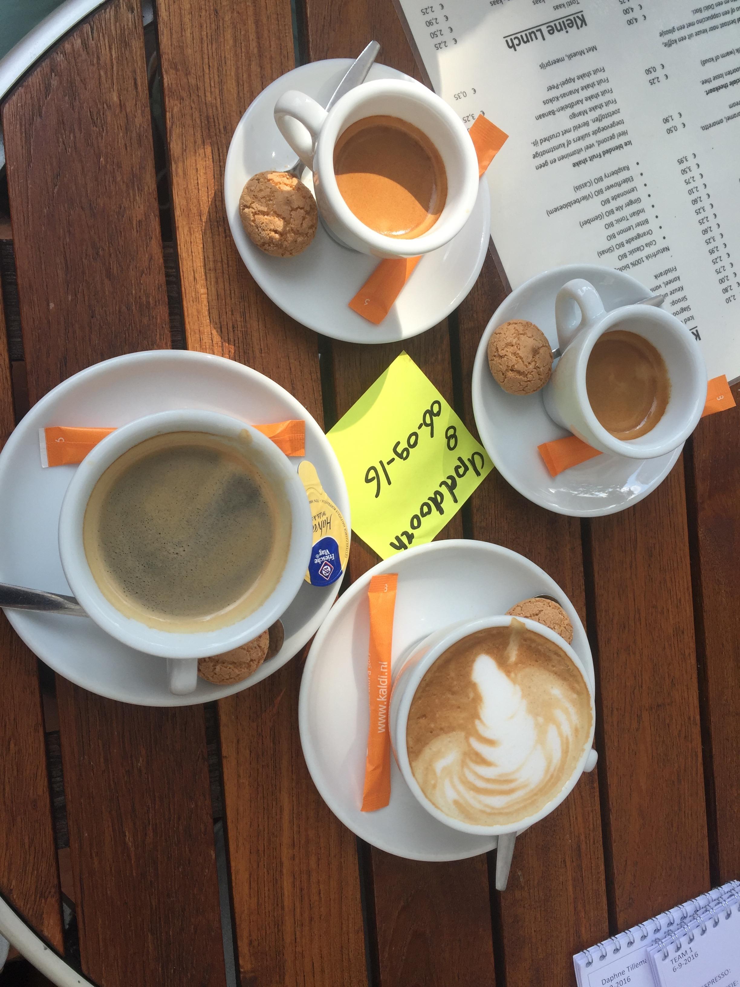 Kaldi Koffie en Thee