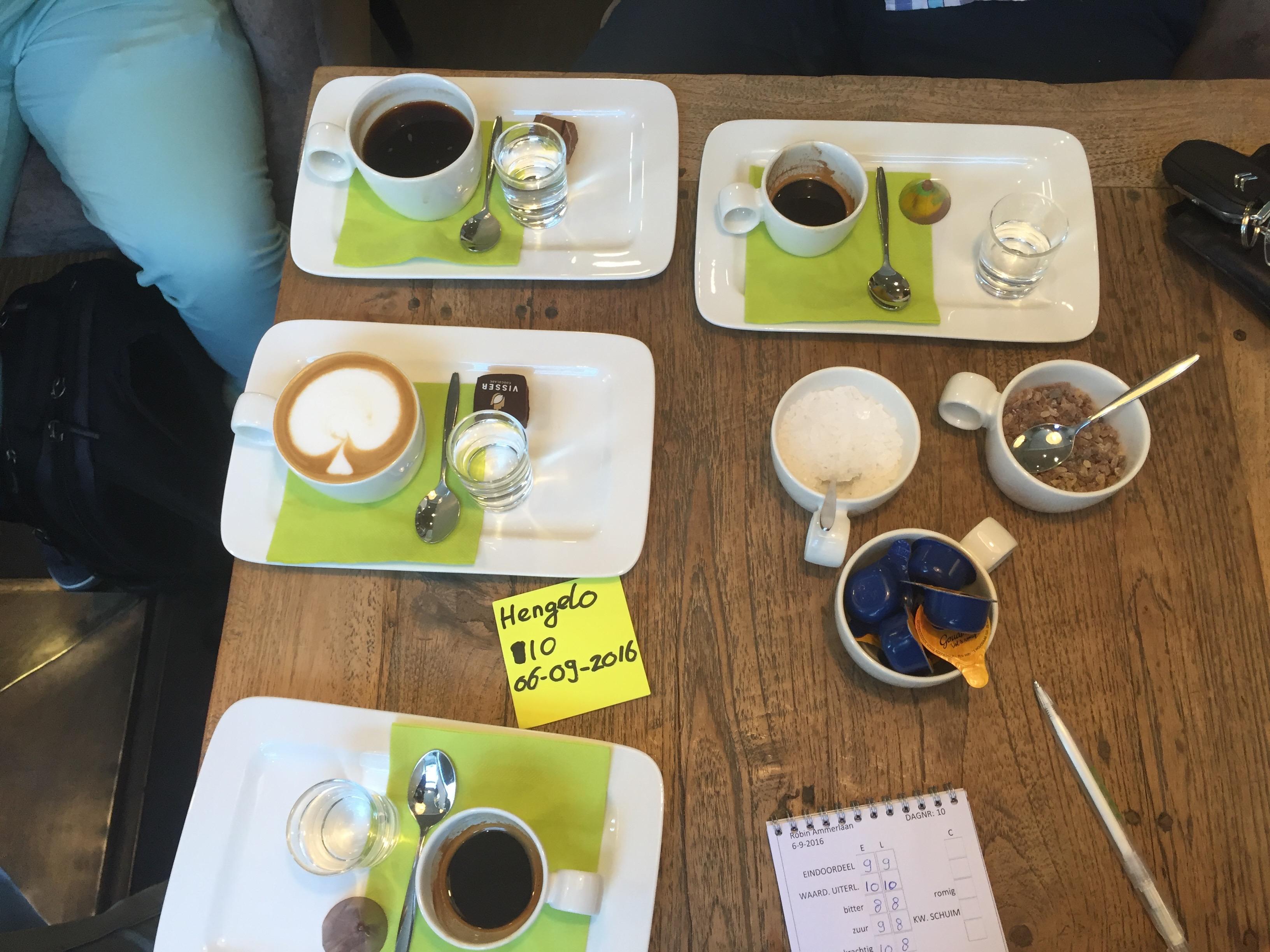 Meesterlijke koffie & thee