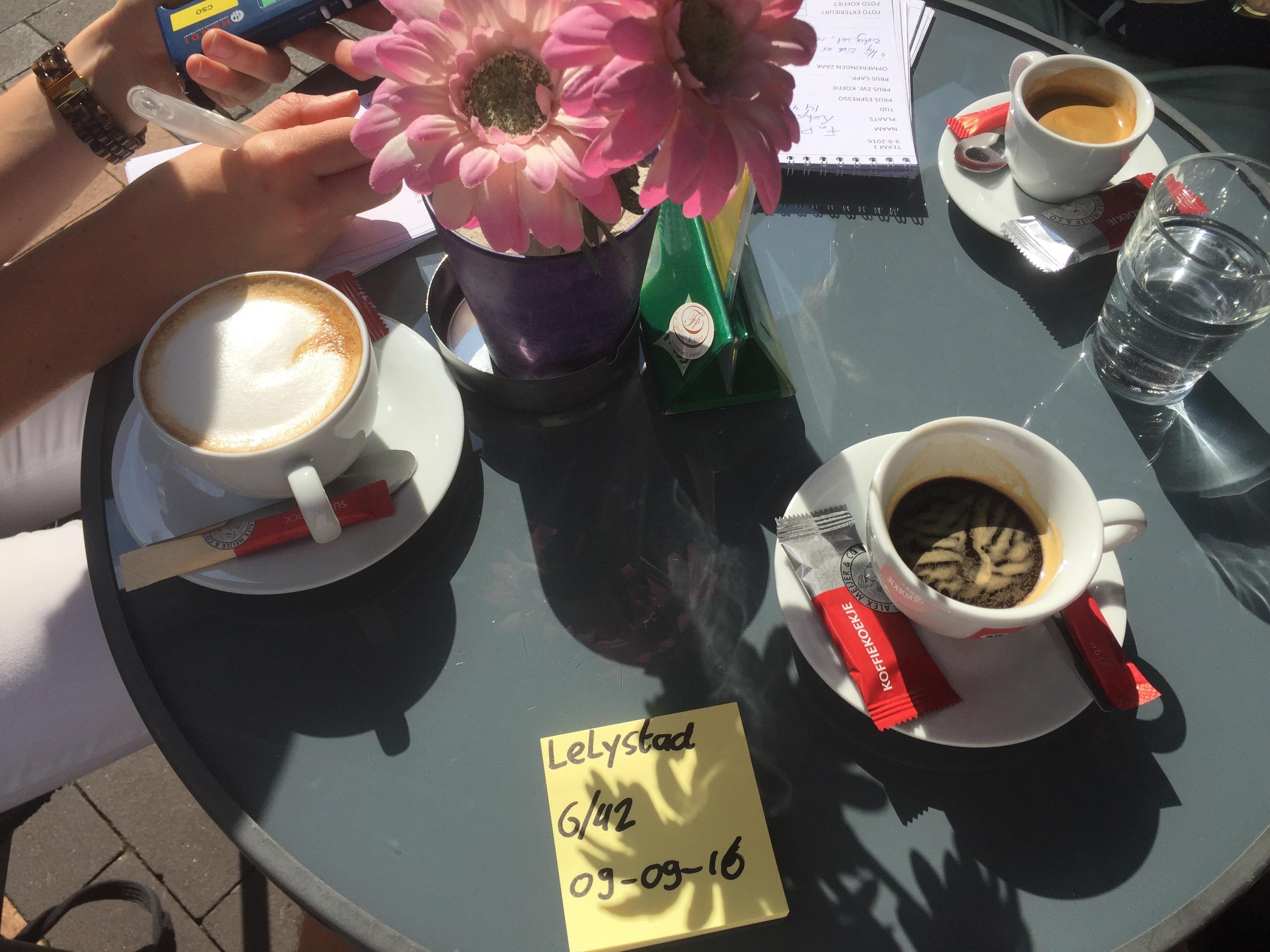 FP koffie & thee