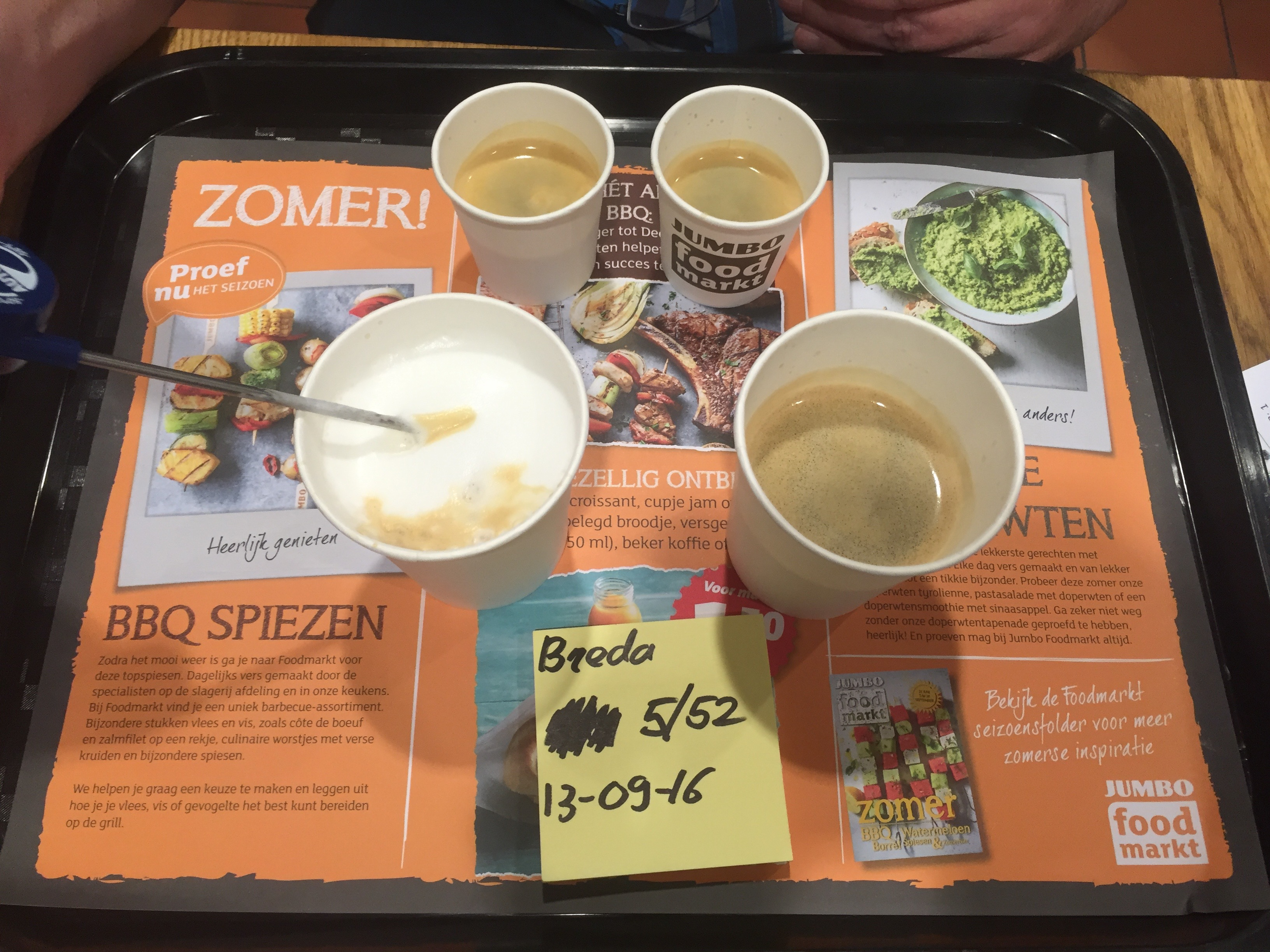 Coffeecorner Jumbo Foodmarket