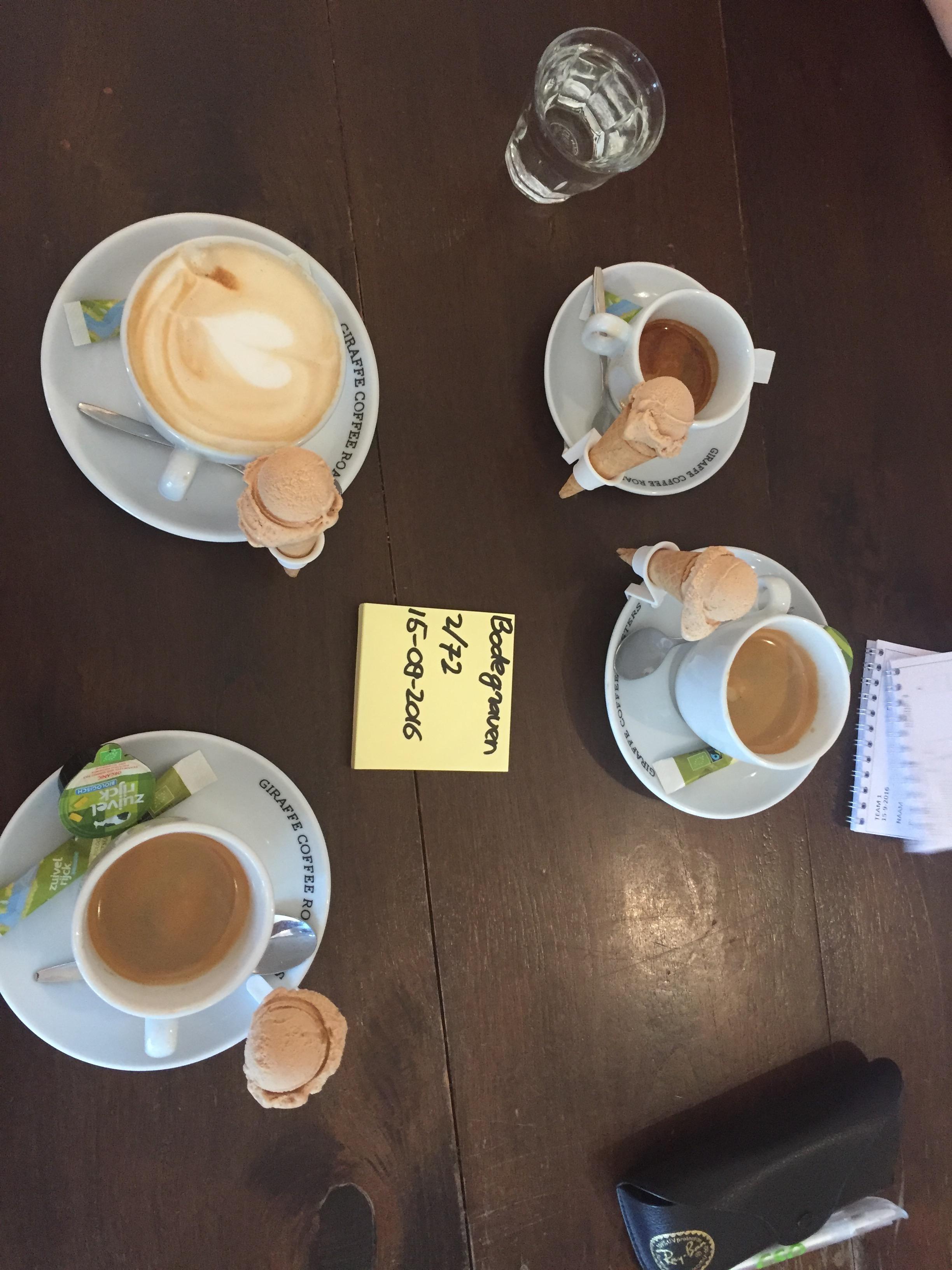 IJs- en Koffiesalon De Zoete Inval