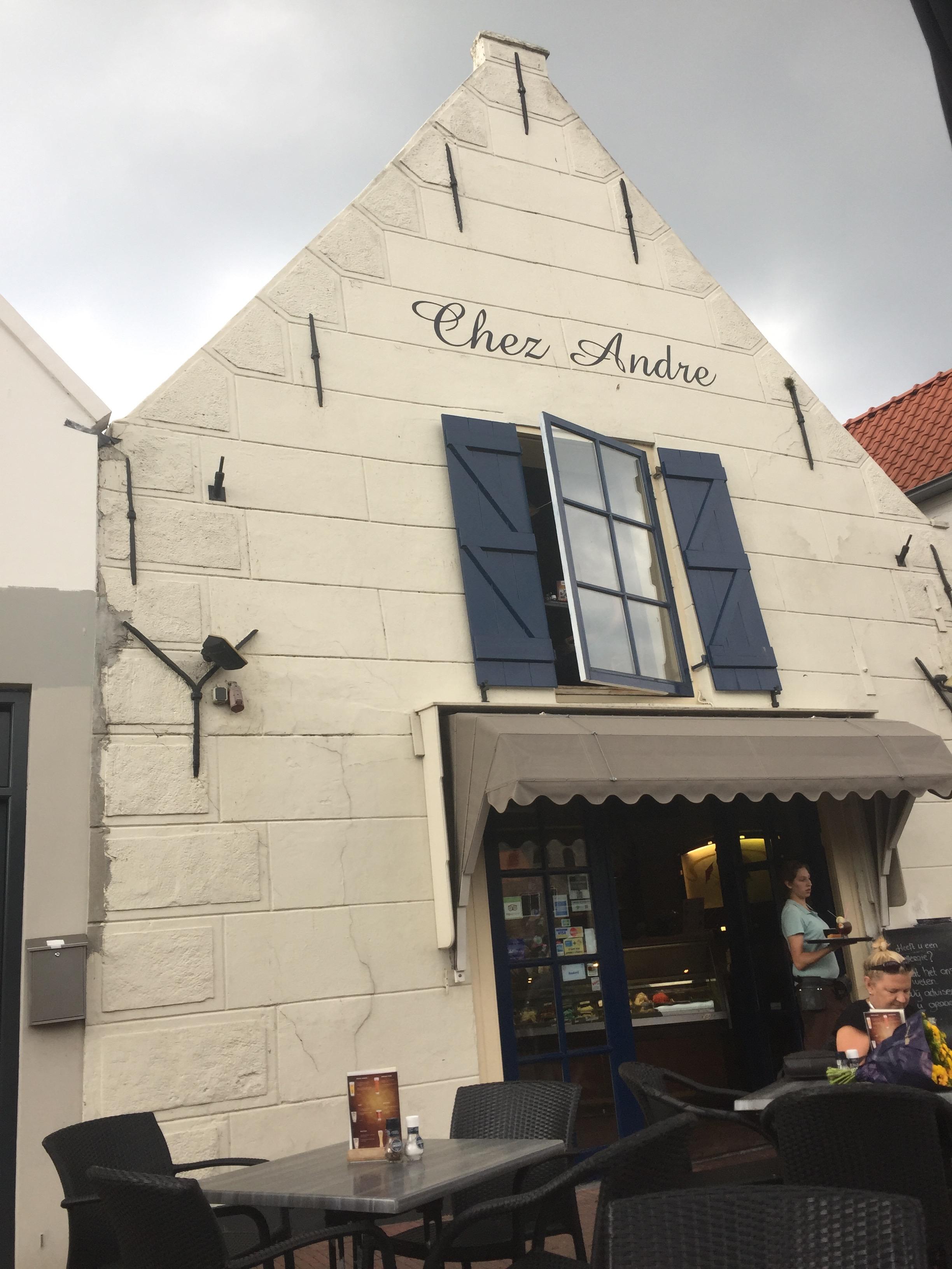 Croissanterie Chez André
