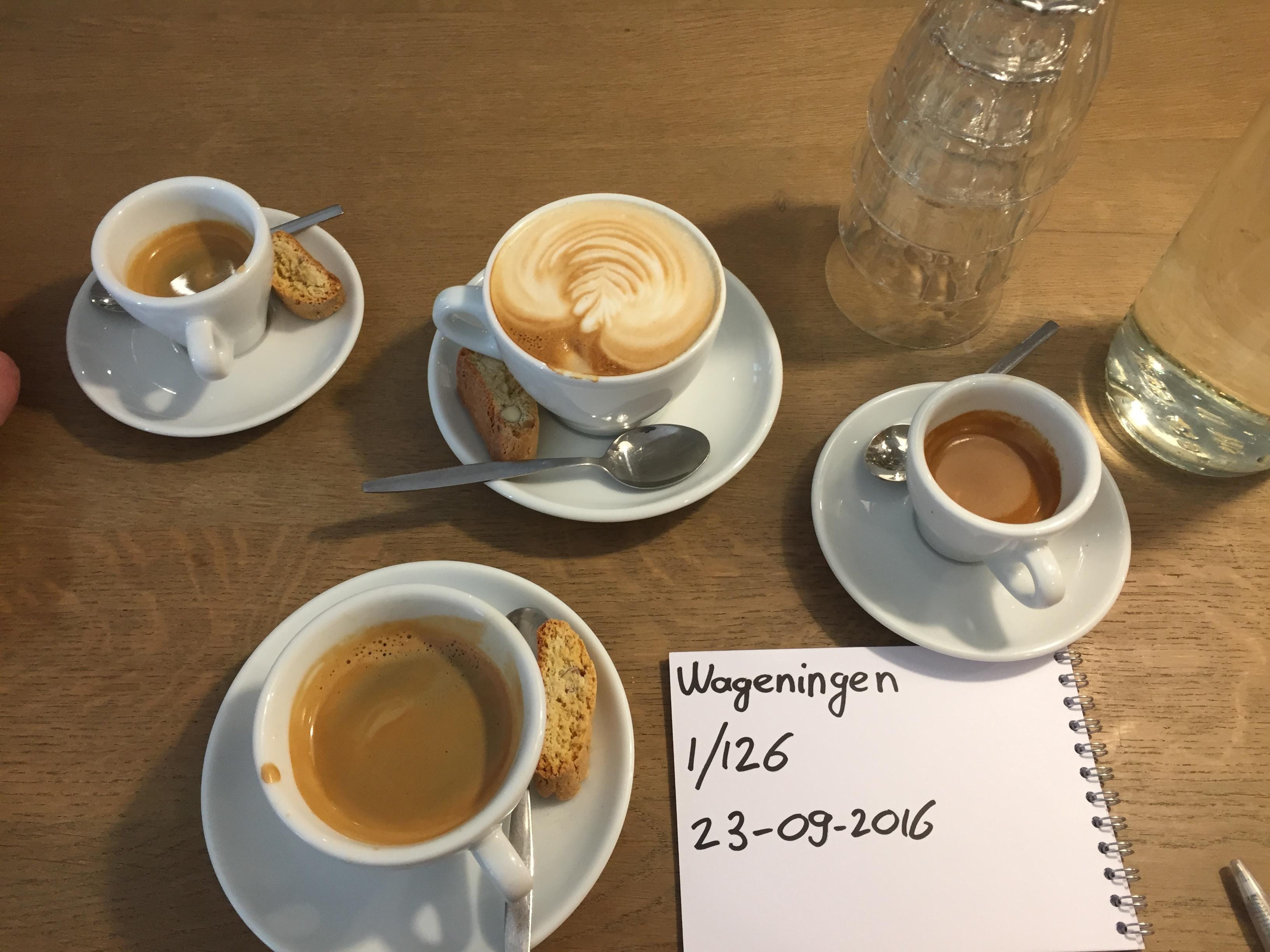 Columbus koffie- en theewinkel