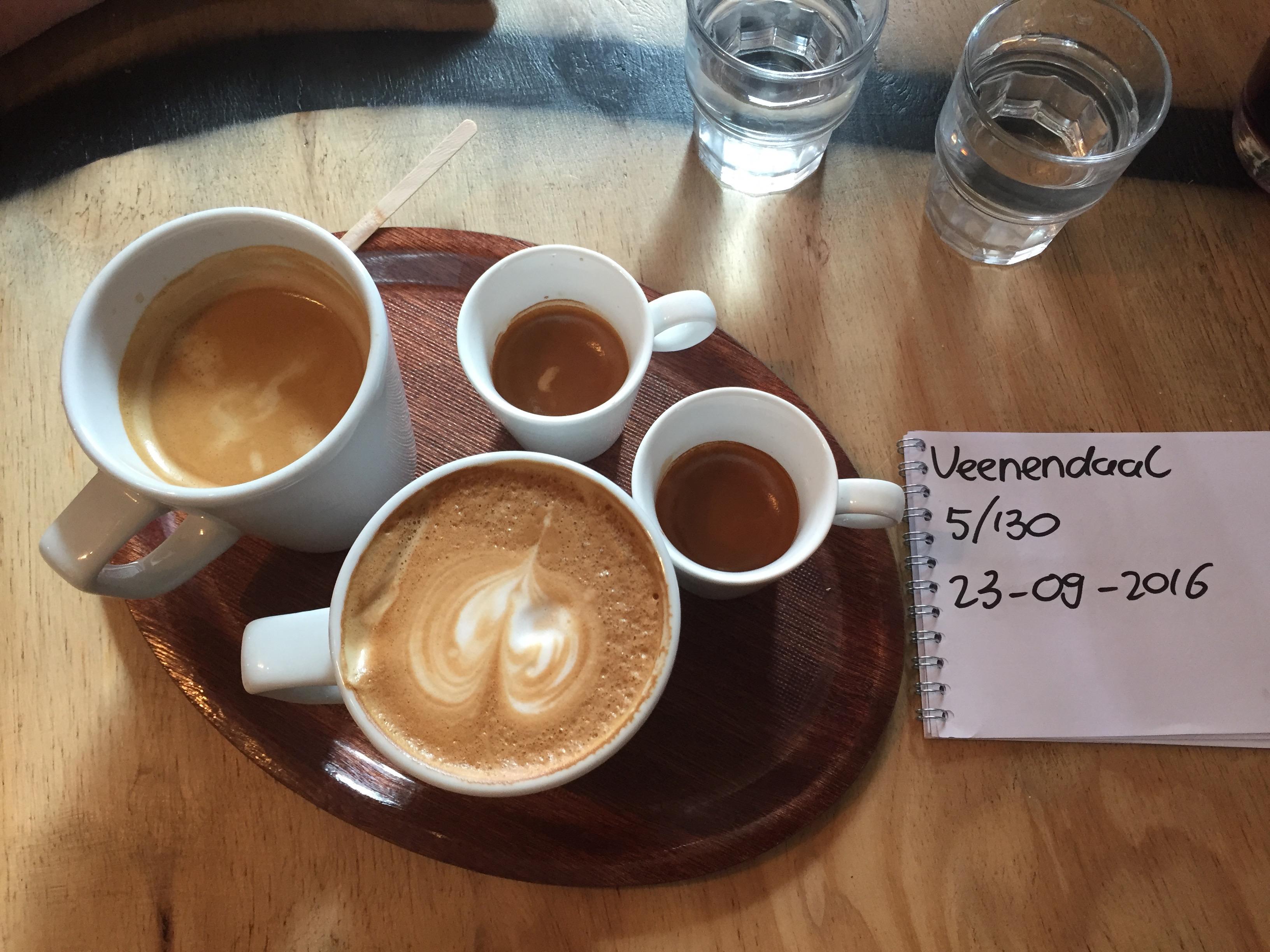 Espressobar De Fazant