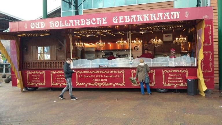 Oud Hollandsche Gebakkraam Bischoff-Hanraths