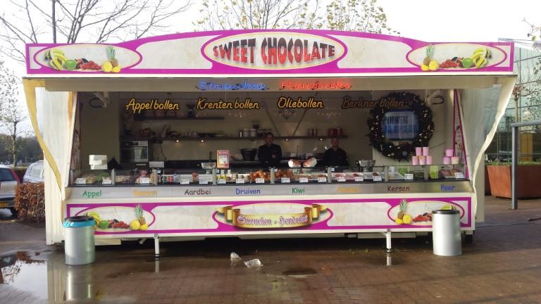 Sweet Chocolate Hendriks
