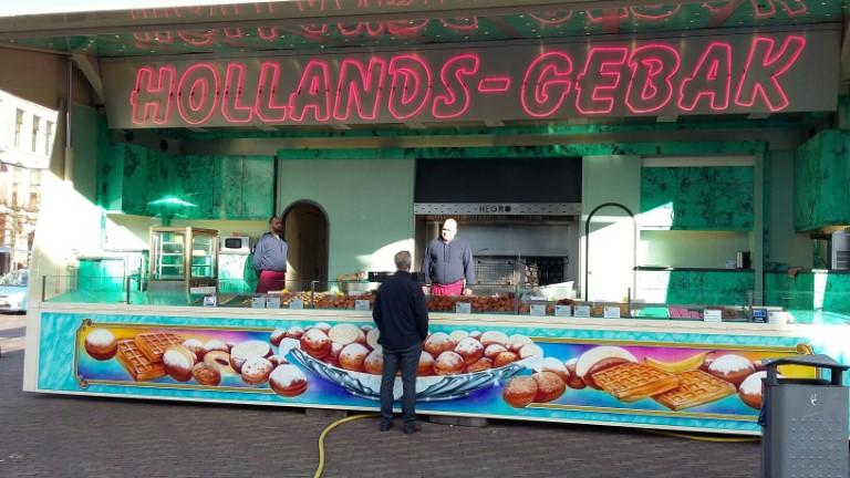Hollandse Gebakkraam Huijbregts