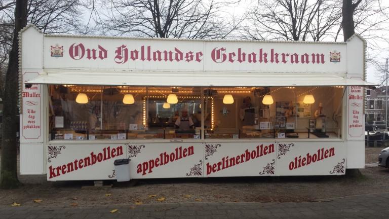 Oud Hollandse Gebakkraam Muller