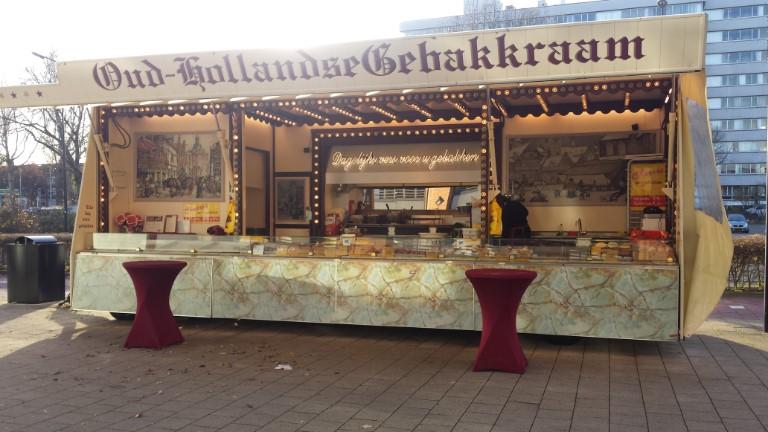 Oud-Hollandse Gebakkraam Aart van de Weerdt