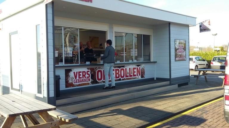 Oliebollenkraam Veldmeijer