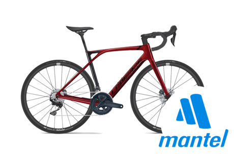 Stoere full carbon Krush racefiets t.w.v. €2599